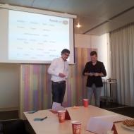 3e bijeenkomst 2013 @ Lefier Groningen